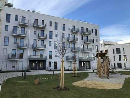 Erstbezug: exklusive 3-Zimmer-Wohnung mit Loggia & Balkon in Freiham