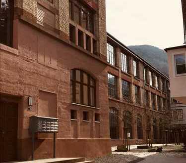 wunderschöne 2 Zimmer Loft-Wohnung mit EBK u. Balkon zum 01.05.2020