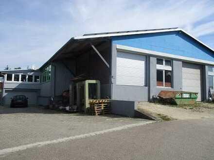 Gewerbebetrieb inkl. PV-Anlage (237 KW) in Schwarzenfeld!!!