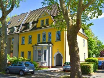 5 Zimmer-Maisonette Wohnung mit Loggia in Altbauvilla in Bestlage, Erstbezug nach Sanierung