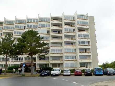 Zwei Einraumwohnungen mit Seesicht in Cuxhaven/Döse