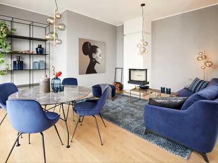 Ein exklusives Flair: Zeitlos schönes Penthouse mit 2 Dachterrassen in trendiger Lage