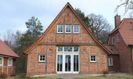 Schmuckstück mit moderner Architektur und dem Charme alter Bautradition - Exklusives Fachwerkhaus