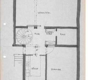 Gepflegte 6-Zimmer-Maisonette-Wohnung mit Balkon, Terrasse und Einbauküche Erftstadt-Lechenich