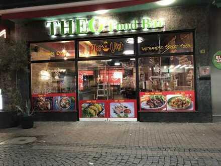 1AA Lage neu Renovierung perfekt Lage für Sushi ,vietnamesische Küche, oder Türkische Restaurant