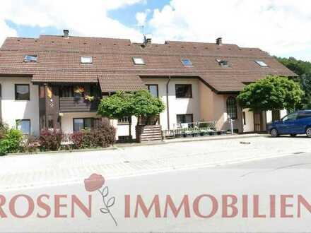 Kleines Appartement mit Terrasse
