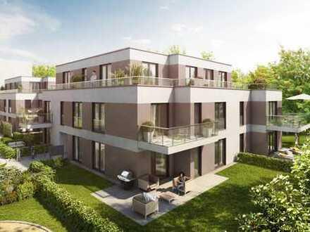 2 Zimmer-Whg. mit Süd-Balkon und Blick ins Grüne - Bestlage