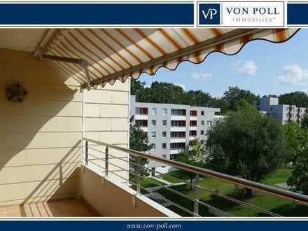 Großzügige 3,5 Zimmerwohnung mit Weitsicht am Sonnenhof in Pforzheim