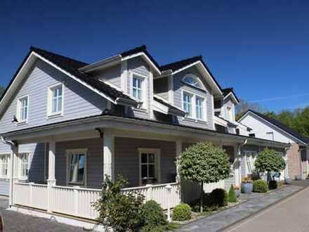 Exklusives Einfamilienhaus mit Top-Ausstattung und unverbaubarem Blick in die Natur