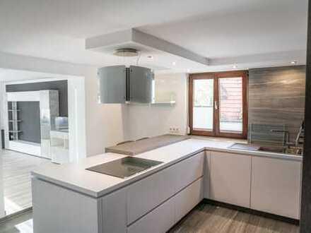 - Modernisierte 4 Zimmer Wohnung in Weiler Schorndorf, sofort bezugsfertig -