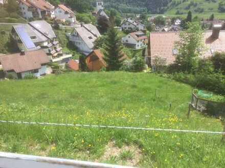 Rarität: Sonniges & ruhiges Hanggrundstück mit unverbaubarem Panoramablick über Schönau am Golfplatz