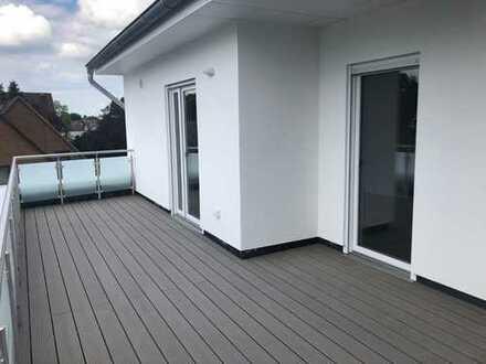 Großzügige 2 Zimmer-Penthousewohnung mit SmartHome-Ausstattung und Dachterrasse