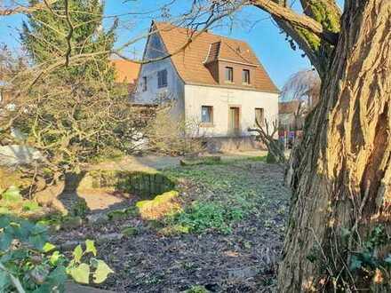 Idyllisches Kleinod in Hagenbach: Freistehendes EFH mit Keller, Garten und Ausbaureserve