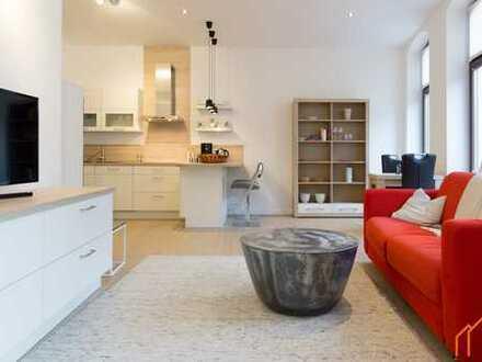 Möblierte Obergeschosswohnung in bester Altstadtlage in Leer!