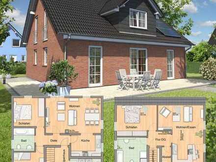 Mit diesem Haus ist alles möglich - und den Bauplatz in Berlin gibt es auch