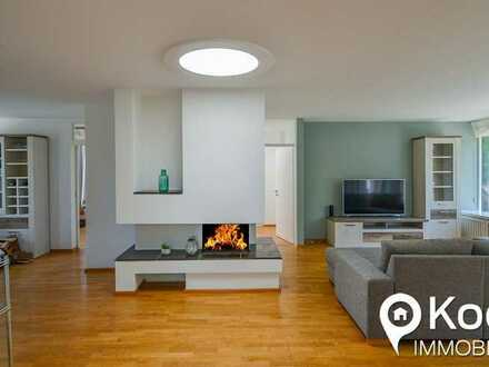 Designer-Eigentumswohnung mit Waldblick! Garage inklusive!