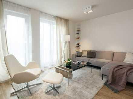 Tolle 2-Zimmer-Wohnung mit südlicher Loggia im 1.OG