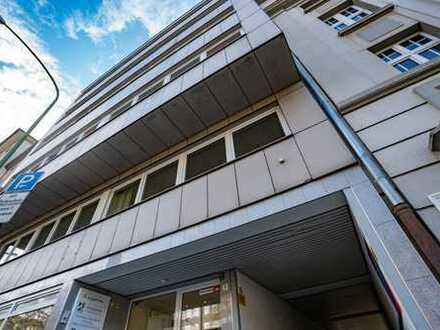 Ihre neue Büroadresse: Zweigertstraße!