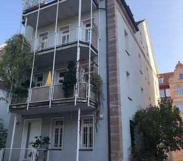 Nürnberg Nord - traumhaft wohnen 5-Zimmer mit Balkon