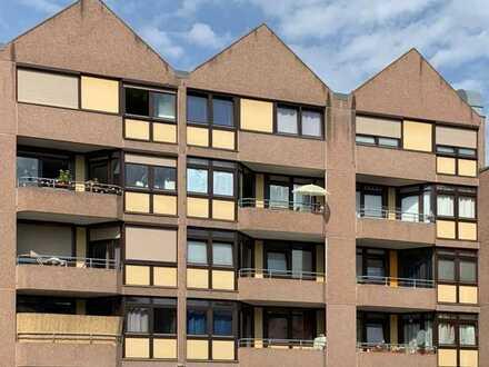 Verkauf einer vermieteten Wohnung in Ludwigshafen