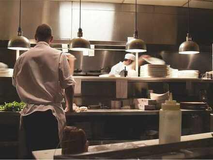 RE/MAX - Kapitalanlage! Gut eingeführte Gastronomie mit langem Mietvertrag in Frankfurt Sachsenhaus