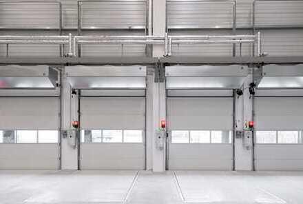 """""""BAUMÜLLER & CO."""" - Anmietung von Teilflächen möglich - 100.000 m² Logistikfläche - NEUBAU"""