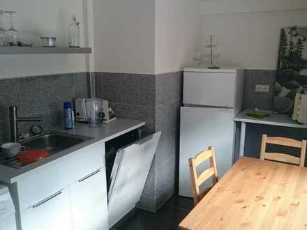 Schöne, geräumige und modernisierte 1-Zimmer-Wohnung mit Einbauküche in Wetteraukreis