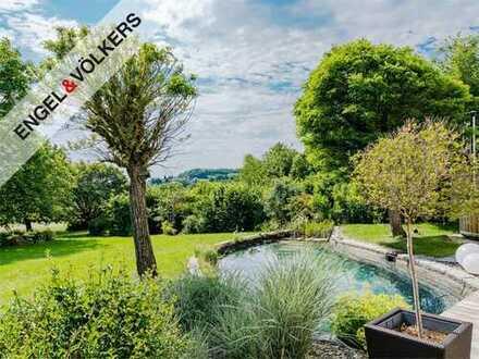 Perfect family villa in top location near Frankfurt