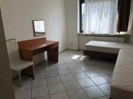 1 Doppelzimmer mit Bad - Ohne Küche
