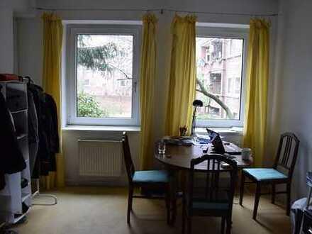 Schönes Helles 25qm Zimmer in top Lage Zentrumsnah (2min bis U2)