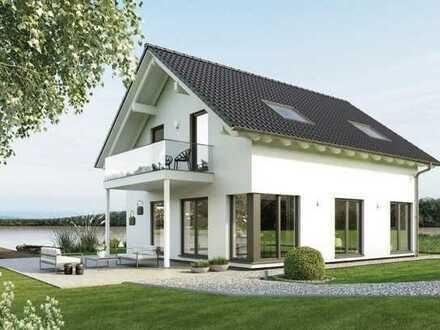 Bauen Sie mit uns Ihr Energieeffizienzhaus in Sprendlingen (Version mit Keller)