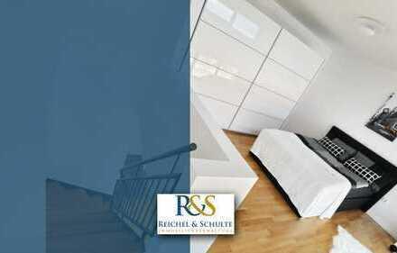 +++ Maisonette-Wohnung mit Terrasse und Garten im Quartier Süd +++