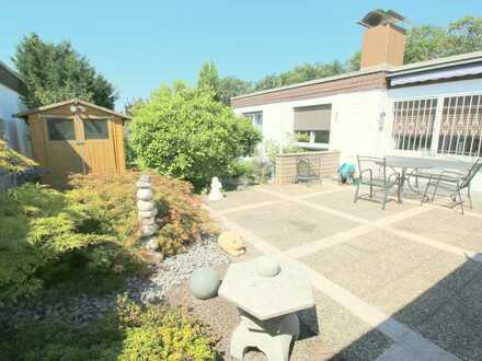 Walldorf!! Bungalow in ruhiger Waldrandlage!!
