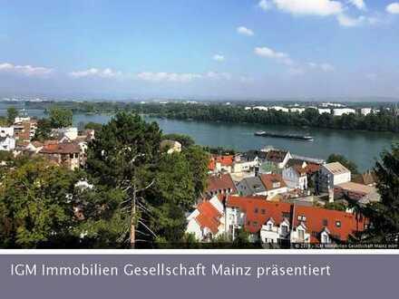Wunderschöne lichtdurchflutete Wohnung mit Blick auf den Rhein