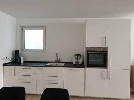Neuwertige 2-Zimmer-Wohnung mit EBK in Diessen