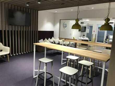 TOP modernes und barrierefreies Bürogebäude im Prisma Park inkl. Mobiliar