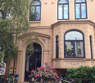 Schönes Altbremer Haus mit 12 - Zimmern, Ostertor/Dobbenviertel