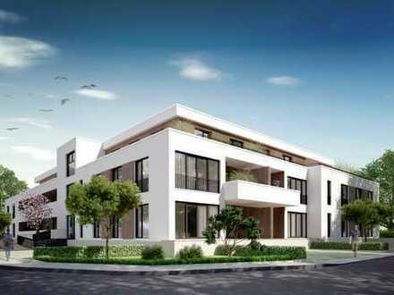 ***Luxus Penthaus auf 200qm mit riesiger Dachterrasse, höchste Energieeffizienz, Privatsphäre***