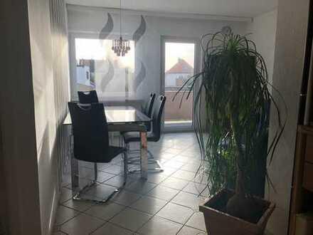 Gepflegte 4-Zimmer-Wohnung mit Süd-Balkon in Mörfelden-Walldorf