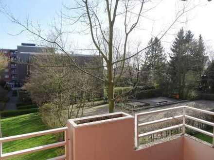 Gepflegte 2-Zimmerwohnung mit Balkon