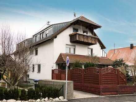 Gemütliche, lichtdurchflutete 3 Zimmer Wohnung mit Balkon in Erbach