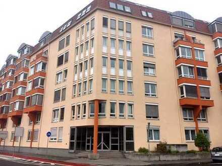 Kapitalanlage - 1-Zimmer-Apartment mit Stellplatz in Mannheims Quadraten