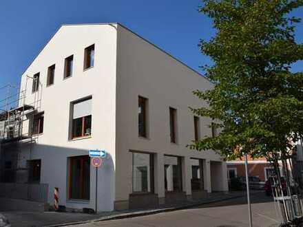 Zentrales Stadtappartement - als Hausmeisterwohnung