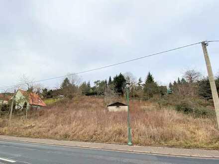 voll erschlossenes Baugrundstück im Eisenacher Stadtgebiet