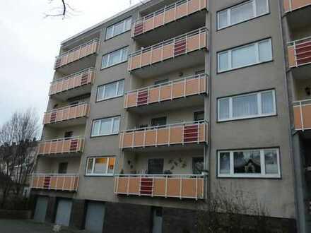 Gepflegte 3-Zimmer-Hochparterre-Wohnung mit Balkon in Köln-Nippes, provisionsfrei von Privat