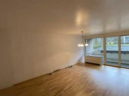 3-Raum Erdgeschosswohnung auf 99m² mit zwei Bädern und Balkon in Essen - Horst