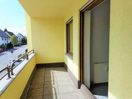2-Zimmer mit Balkon in Baltmannsweiler