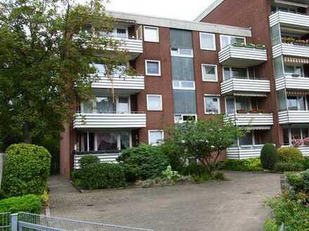 Gut gelegene 4 Zimmer Wohnung in Bremen