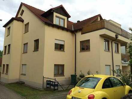 Gut ausgestattete 2 Zimmerwohnung in 11 Min. Stadtmitte mit Garage und Küche