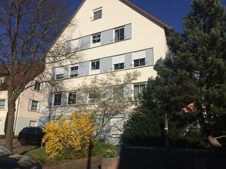 Gepflegte 2-Zimmer-Wohnung mit Einbauküche in Dornstetten-Hallwangen